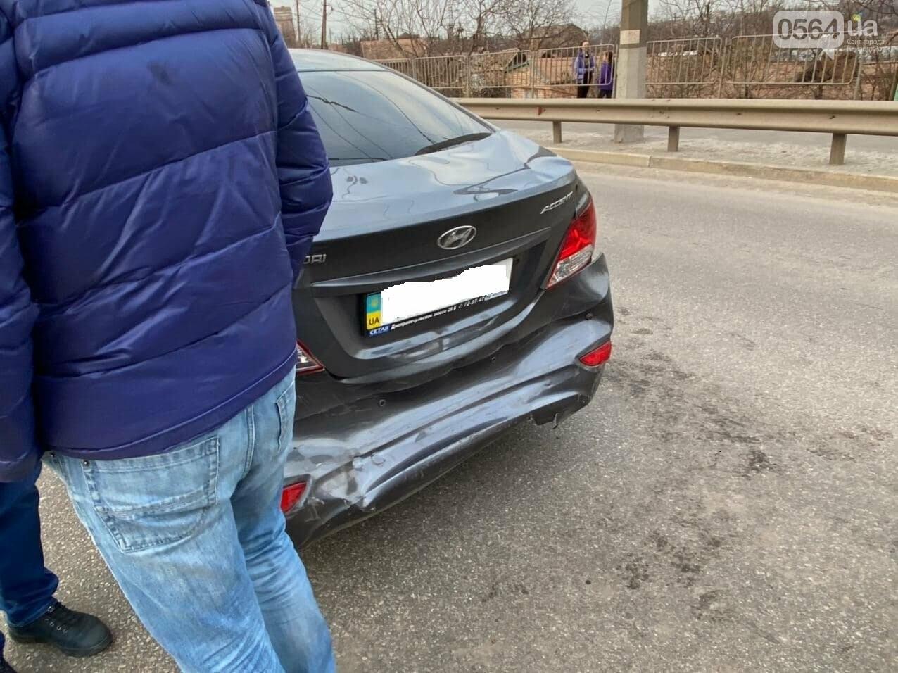 5 машин разбились в ДТП в Кривом Роге, - ФОТО, фото-7