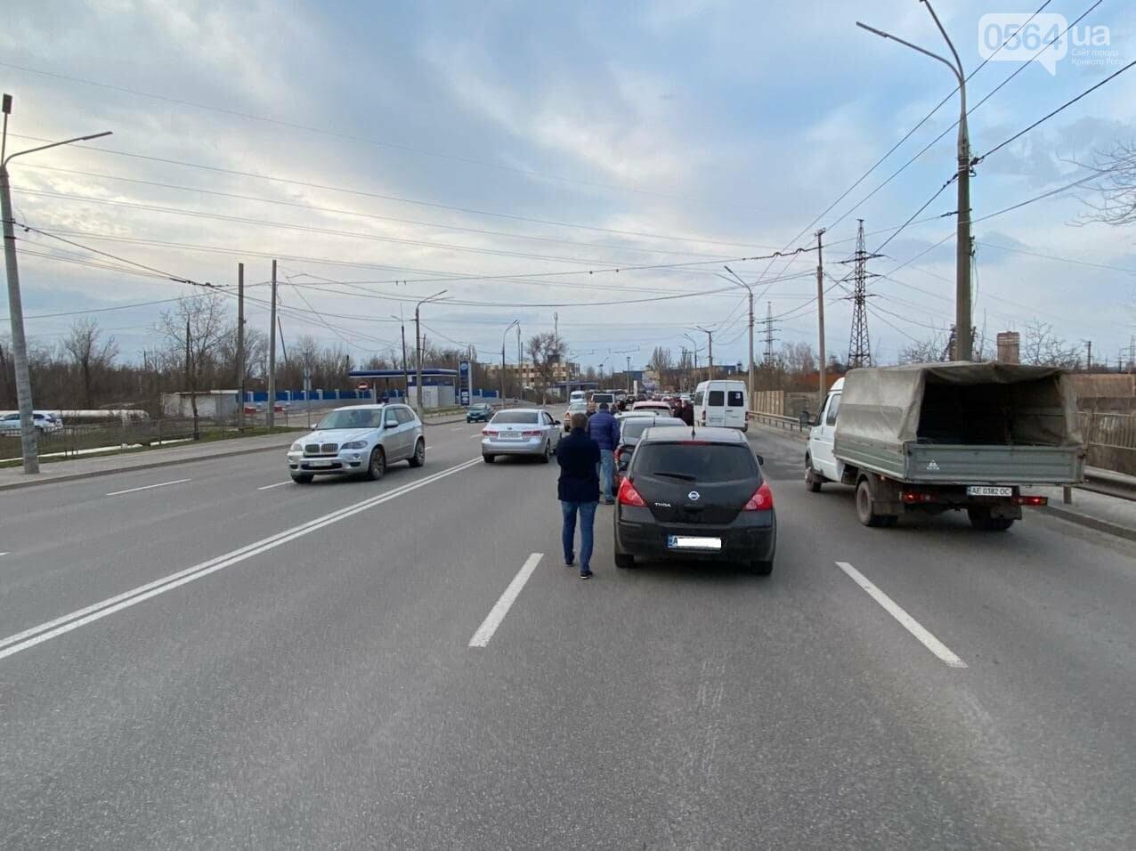 5 машин разбились в ДТП в Кривом Роге, - ФОТО, фото-9