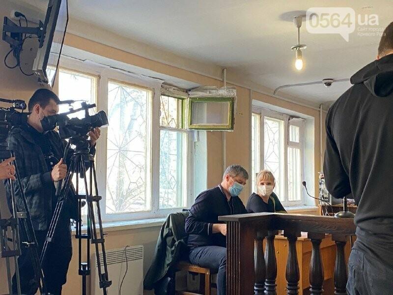 Продолжается суд по иску Криворожского железорудного комбината к участникам шахтёрского протеста, - ФОТО, фото-9