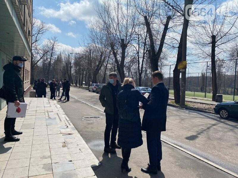 Продолжается суд по иску Криворожского железорудного комбината к участникам шахтёрского протеста, - ФОТО, фото-11