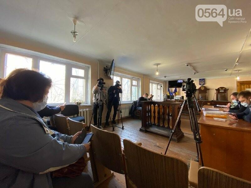 Продолжается суд по иску Криворожского железорудного комбината к участникам шахтёрского протеста, - ФОТО, фото-5