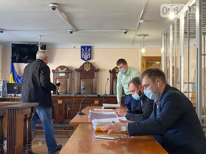 Продолжается суд по иску Криворожского железорудного комбината к участникам шахтёрского протеста, - ФОТО, фото-2