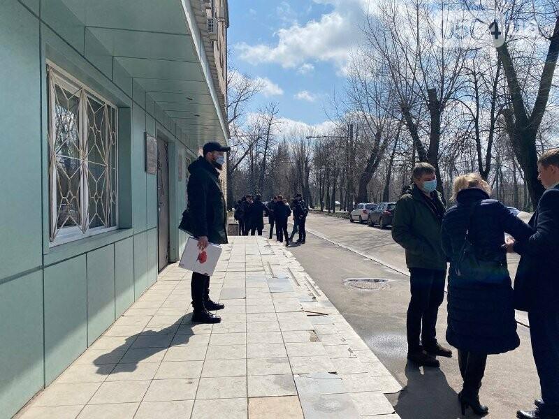 Продолжается суд по иску Криворожского железорудного комбината к участникам шахтёрского протеста, - ФОТО, фото-3