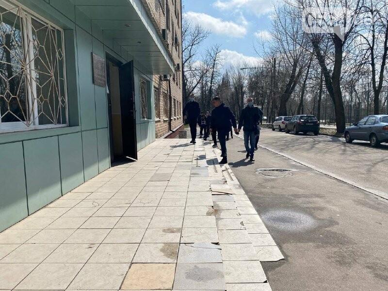 Продолжается суд по иску Криворожского железорудного комбината к участникам шахтёрского протеста, - ФОТО, фото-8