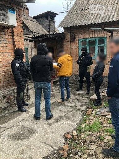 Группе криворожан предъявлено подозрение в крупной краже и грабеже на СевГОКе, - ФОТО, фото-1