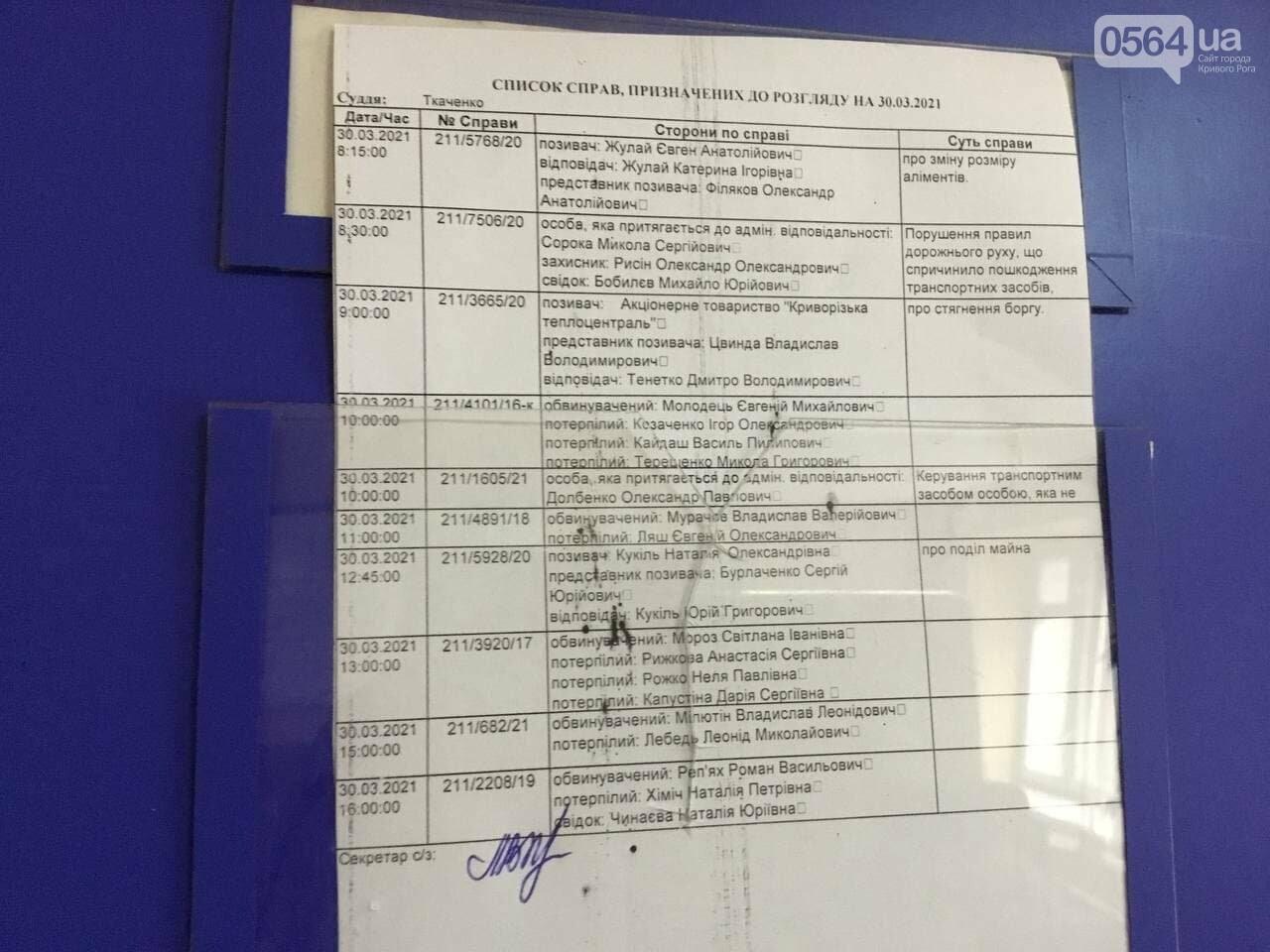 В суде по делу о конфликте между криворожским активистом и муниципальным гвардейцем допросили одного из свидетелей, - ФОТО, ВИДЕО, фото-15