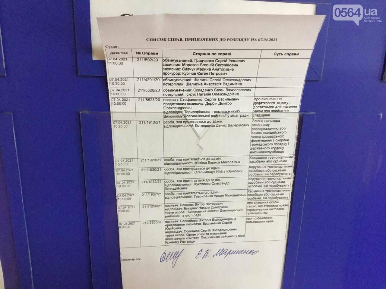 В суде по делу о конфликте между криворожским активистом и муниципальным гвардейцем допросили одного из свидетелей, - ФОТО, ВИДЕО, фото-14