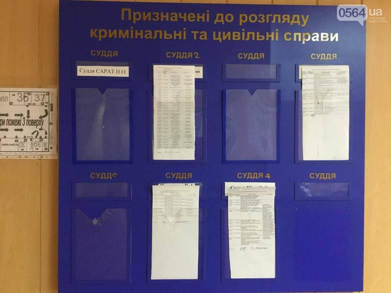 В суде по делу о конфликте между криворожским активистом и муниципальным гвардейцем допросили одного из свидетелей, - ФОТО, ВИДЕО, фото-12