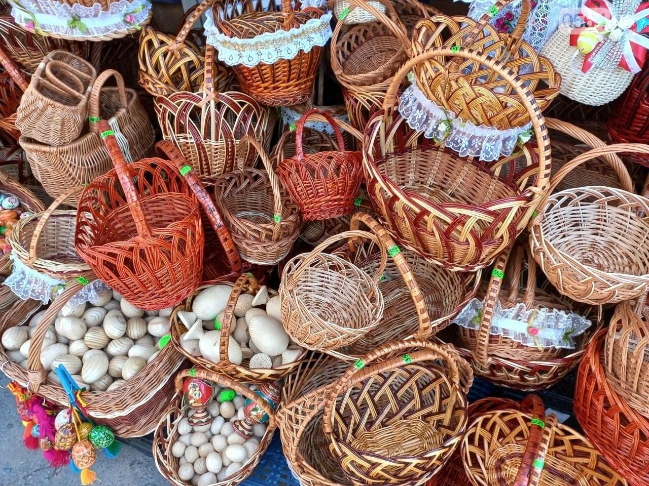 Пасхальная корзина 2021: сколько стоит традиционный праздничный набор продуктов в Кривом Роге, - ФОТО, фото-28