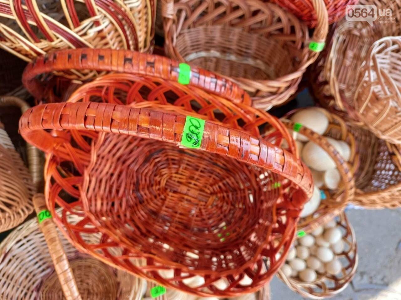 Пасхальная корзина 2021: сколько стоит традиционный праздничный набор продуктов в Кривом Роге, - ФОТО, фото-32