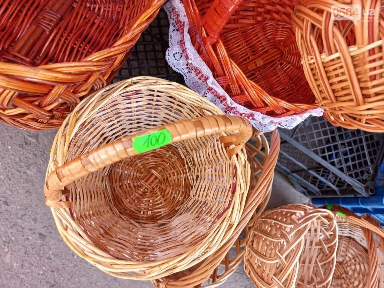 Пасхальная корзина 2021: сколько стоит традиционный праздничный набор продуктов в Кривом Роге, - ФОТО, фото-33