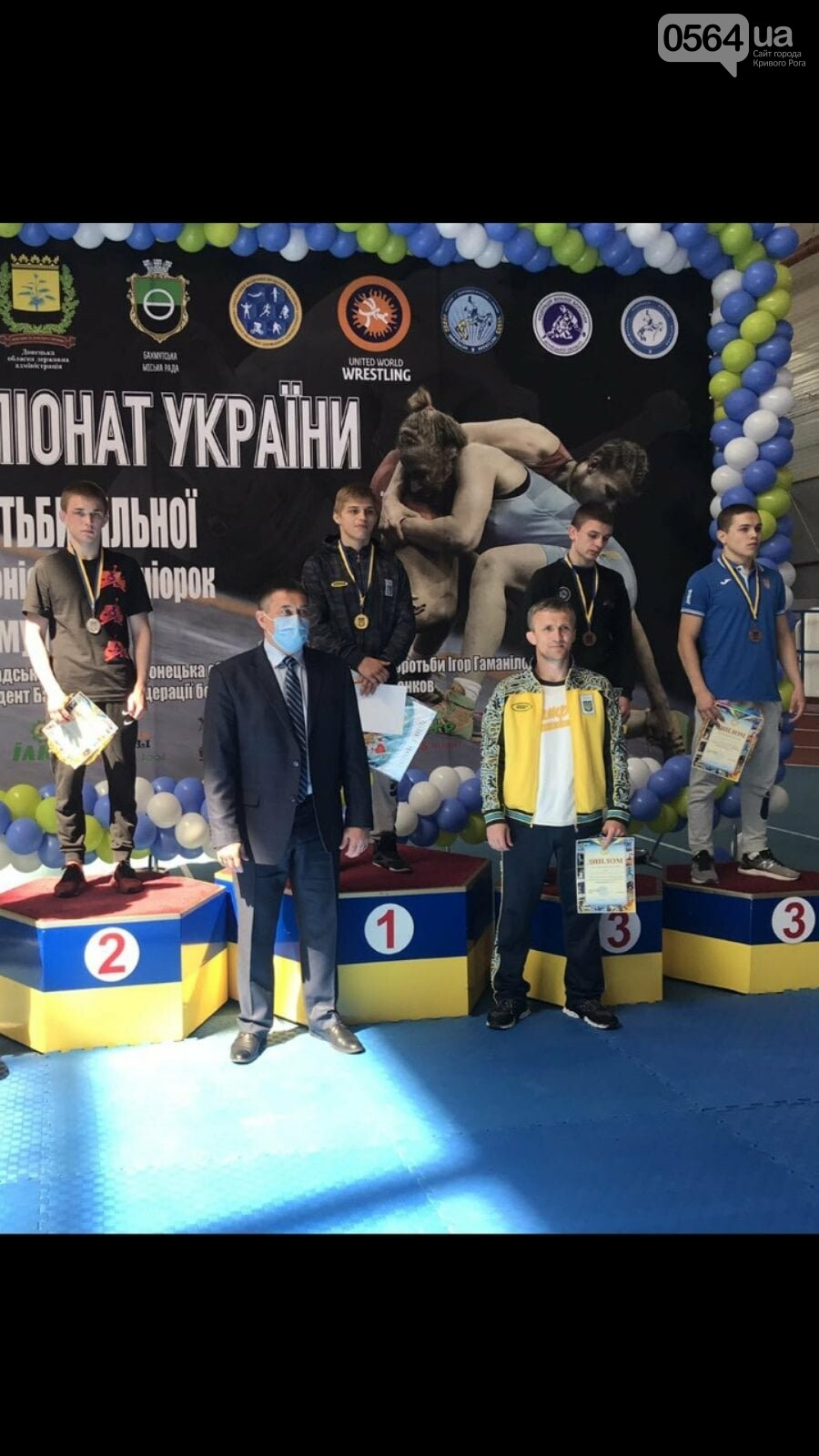 Братья из Кривого Рога привезли медали с Чемпионата Украины по вольной борьбе, - ФОТО , фото-2
