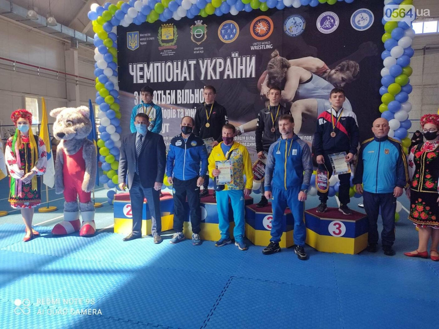 Братья из Кривого Рога привезли медали с Чемпионата Украины по вольной борьбе, - ФОТО , фото-1