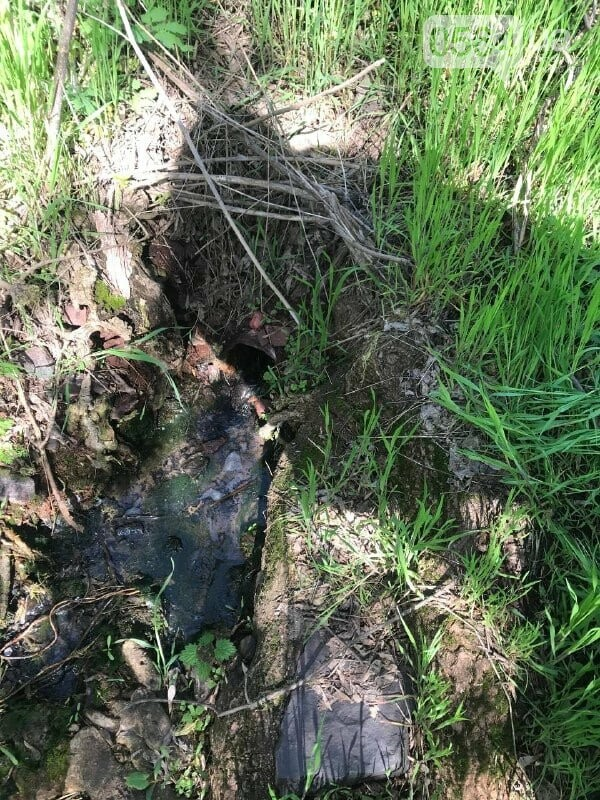 В Кривом Роге обнаружили в частном секторе трубы, сбрасывающие стоки в реку, - ФОТО , фото-2