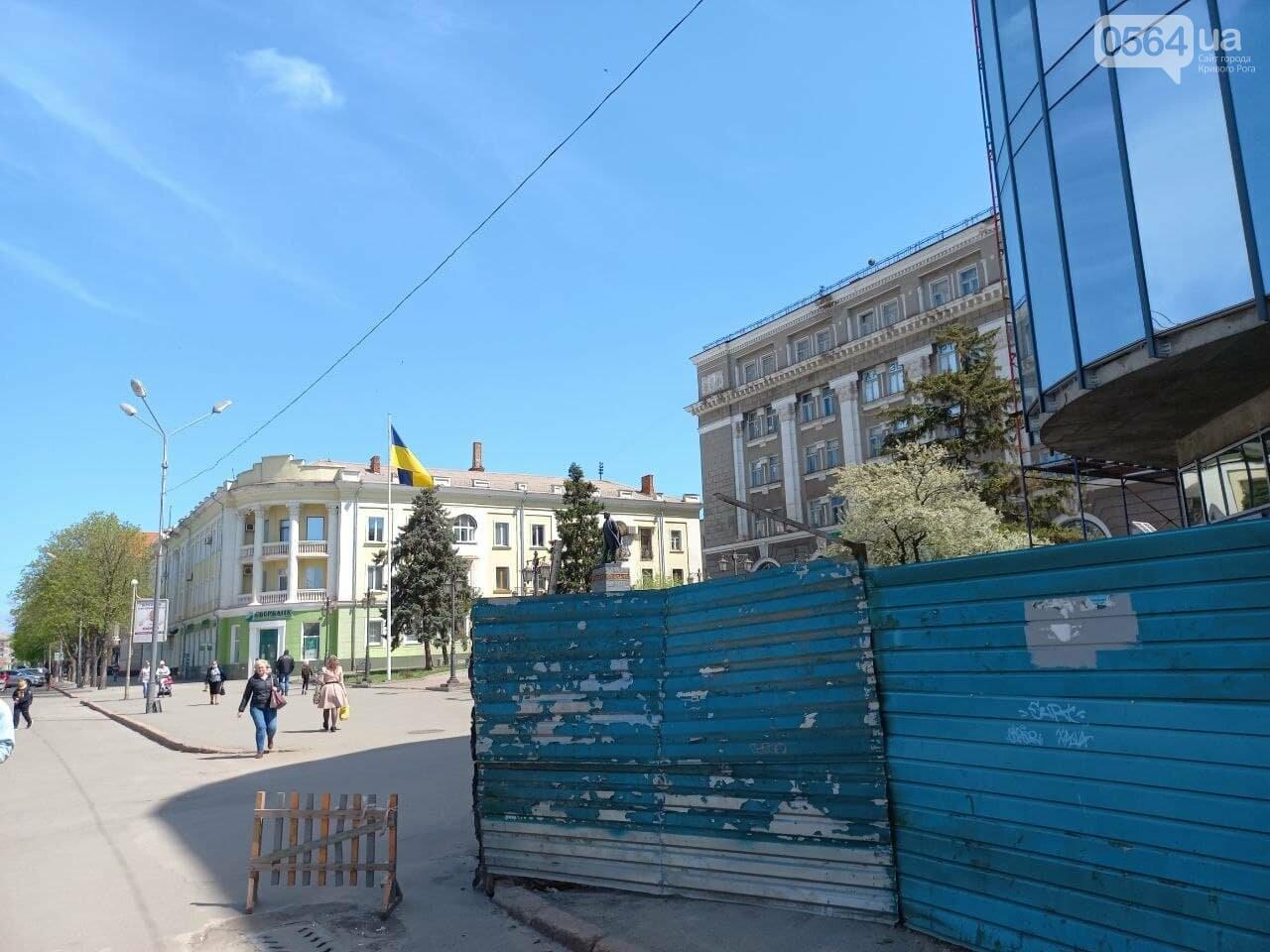 """Новый """"гранд-отель""""  в Кривом Роге попытались гармонизировать с пространством исторического проспекта, - ФОТО, фото-10"""
