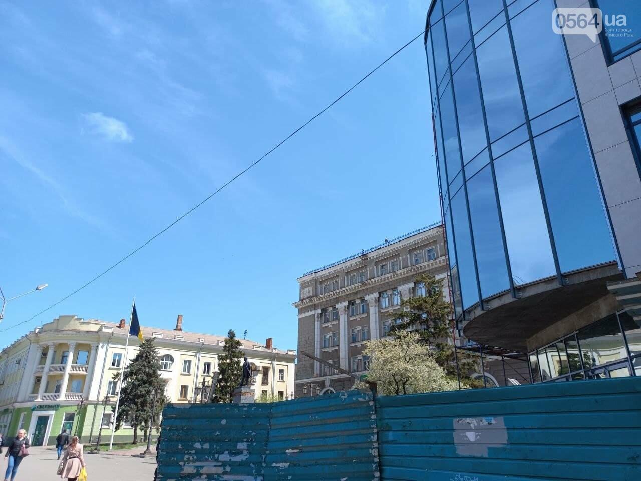 """Новый """"гранд-отель""""  в Кривом Роге попытались гармонизировать с пространством исторического проспекта, - ФОТО, фото-11"""