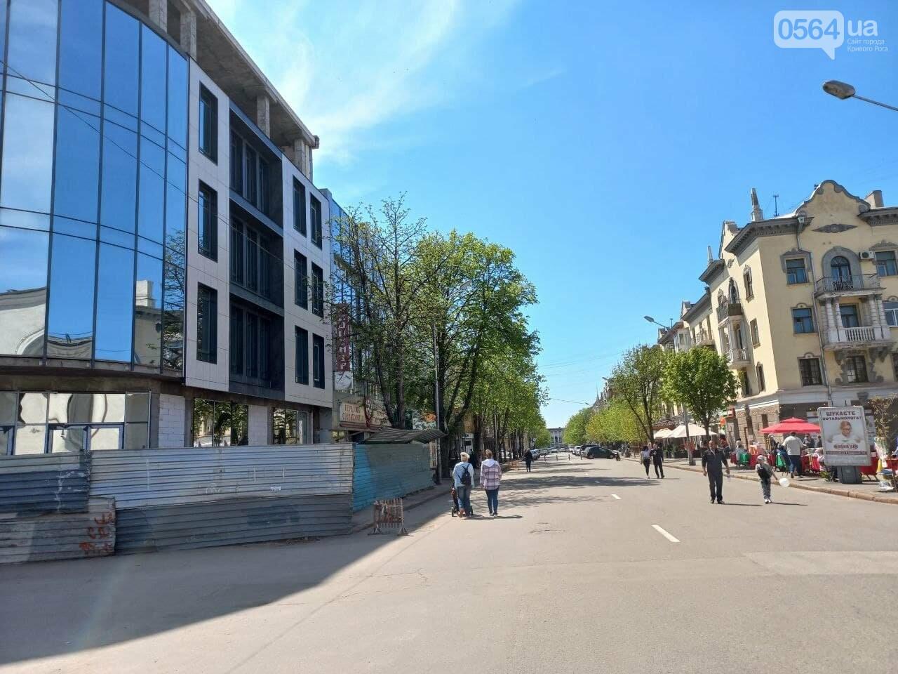 """Новый """"гранд-отель""""  в Кривом Роге попытались гармонизировать с пространством исторического проспекта, - ФОТО, фото-7"""