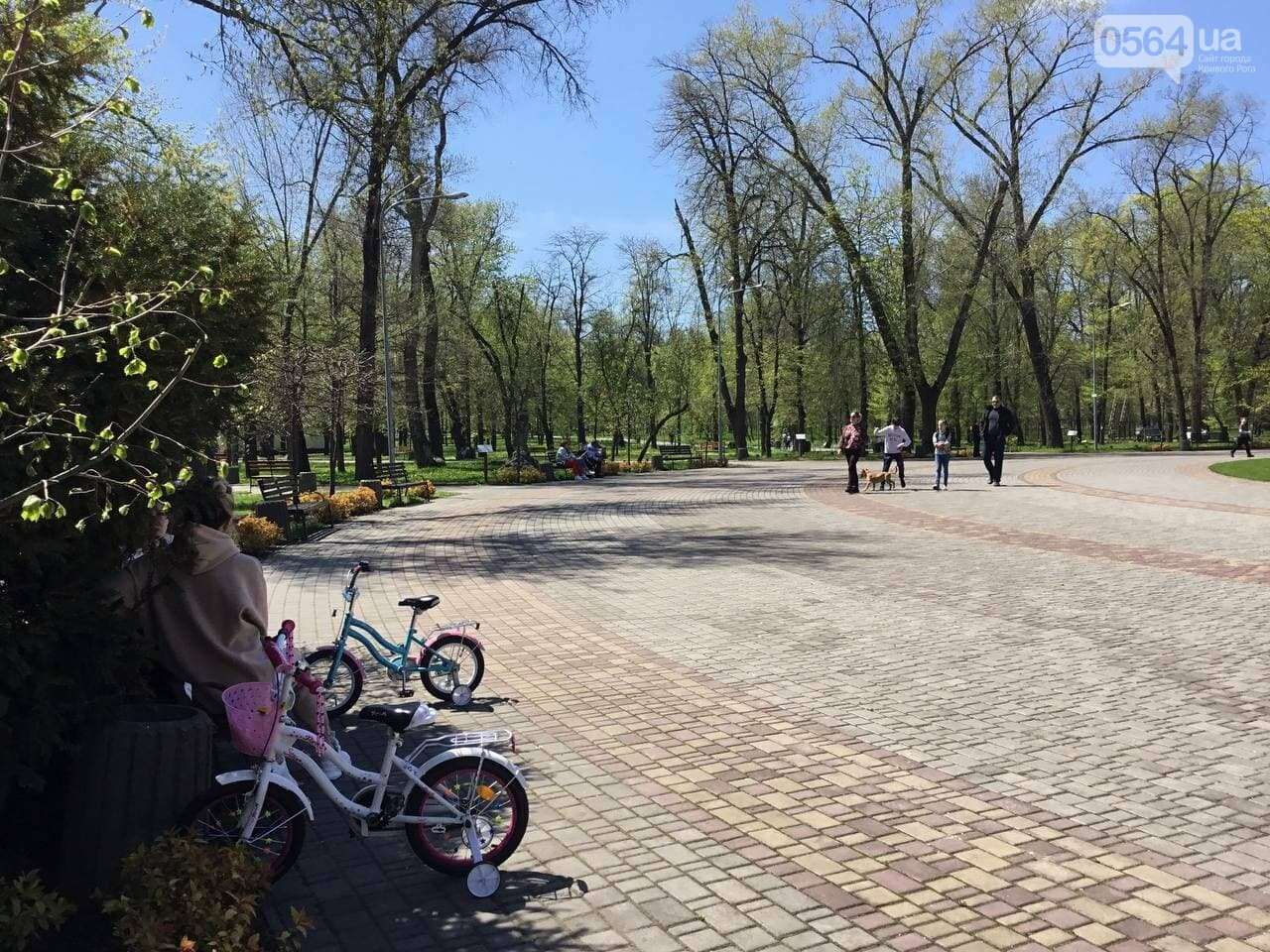 Прогулки, фотосессии, отдых на природе, - как криворожане провели первые дни мая, - ФОТО, ВИДЕО, фото-14