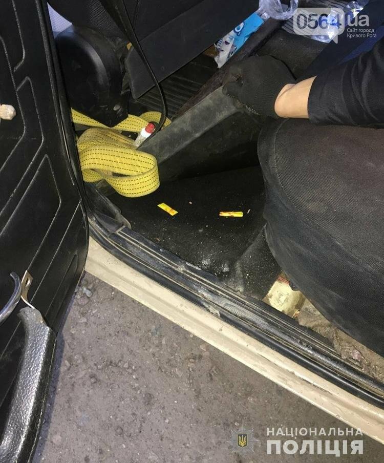 """Криворожскую """"закладчицу"""" задержали в Запорожье когда она прятала наркотики по городу, - ФОТО , фото-2"""