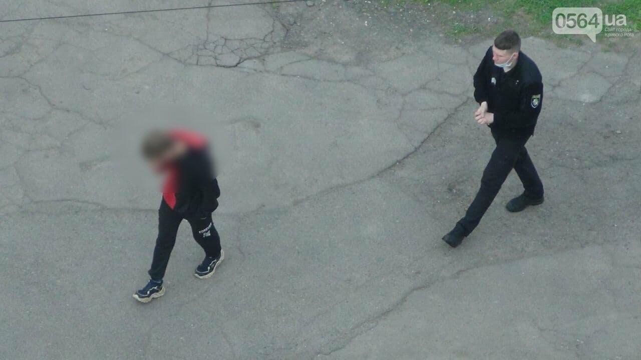 В Кривом Роге возле многоэтажки обнаружили тело мужчины, - ФОТО 18+, фото-15