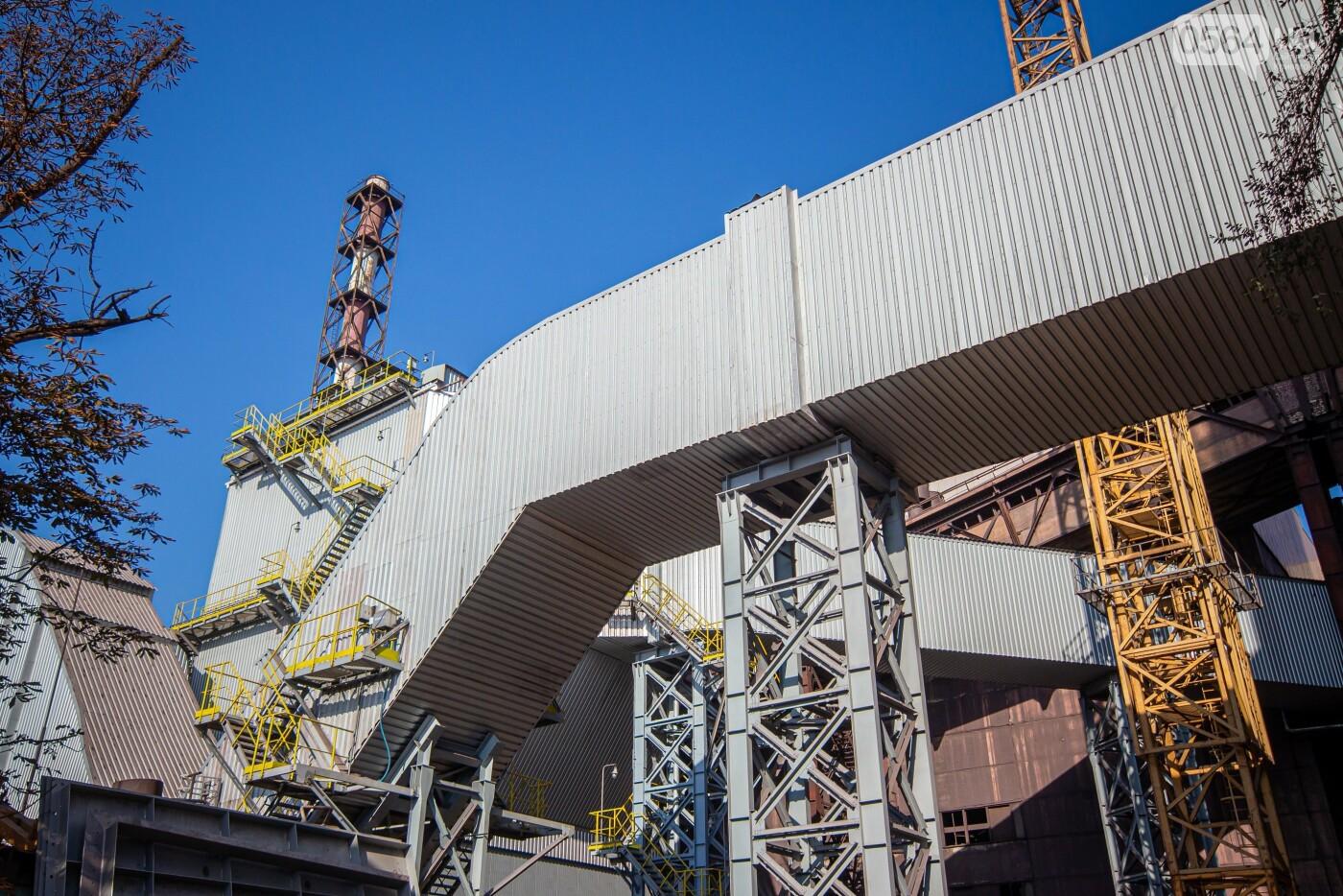 Северный ГОК Метинвеста продолжает экомодернизацию в цехах перерабатывающего комплекса, фото-2