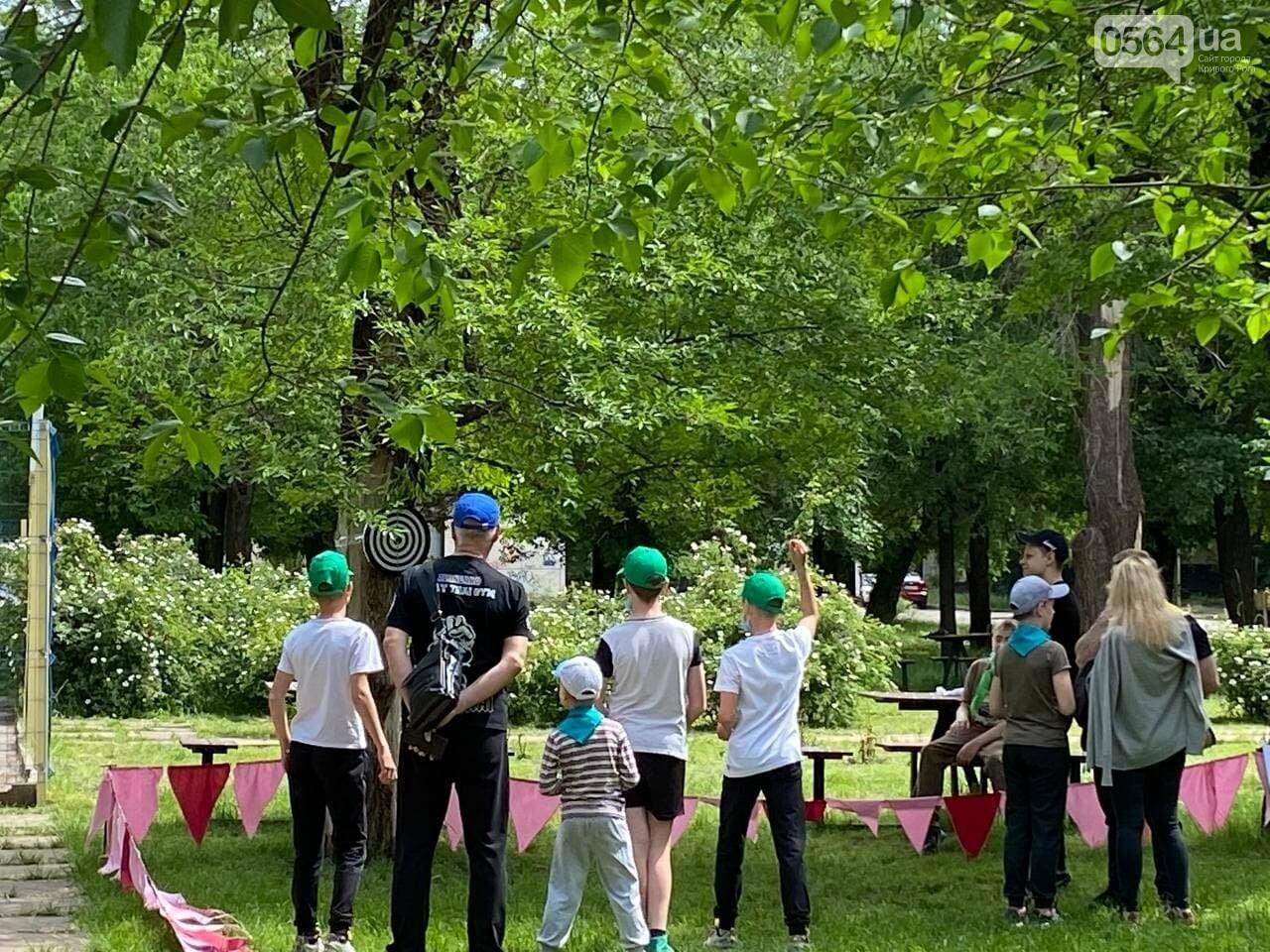 В Кривом Роге для детей провели спартакиаду, - ФОТО, ВИДЕО  , фото-45