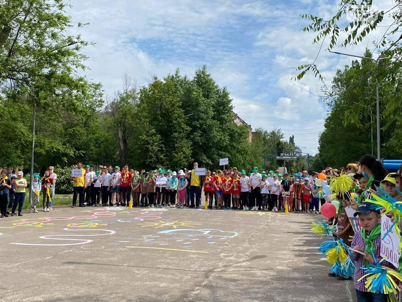 В Кривом Роге для детей провели спартакиаду, - ФОТО, ВИДЕО  , фото-22