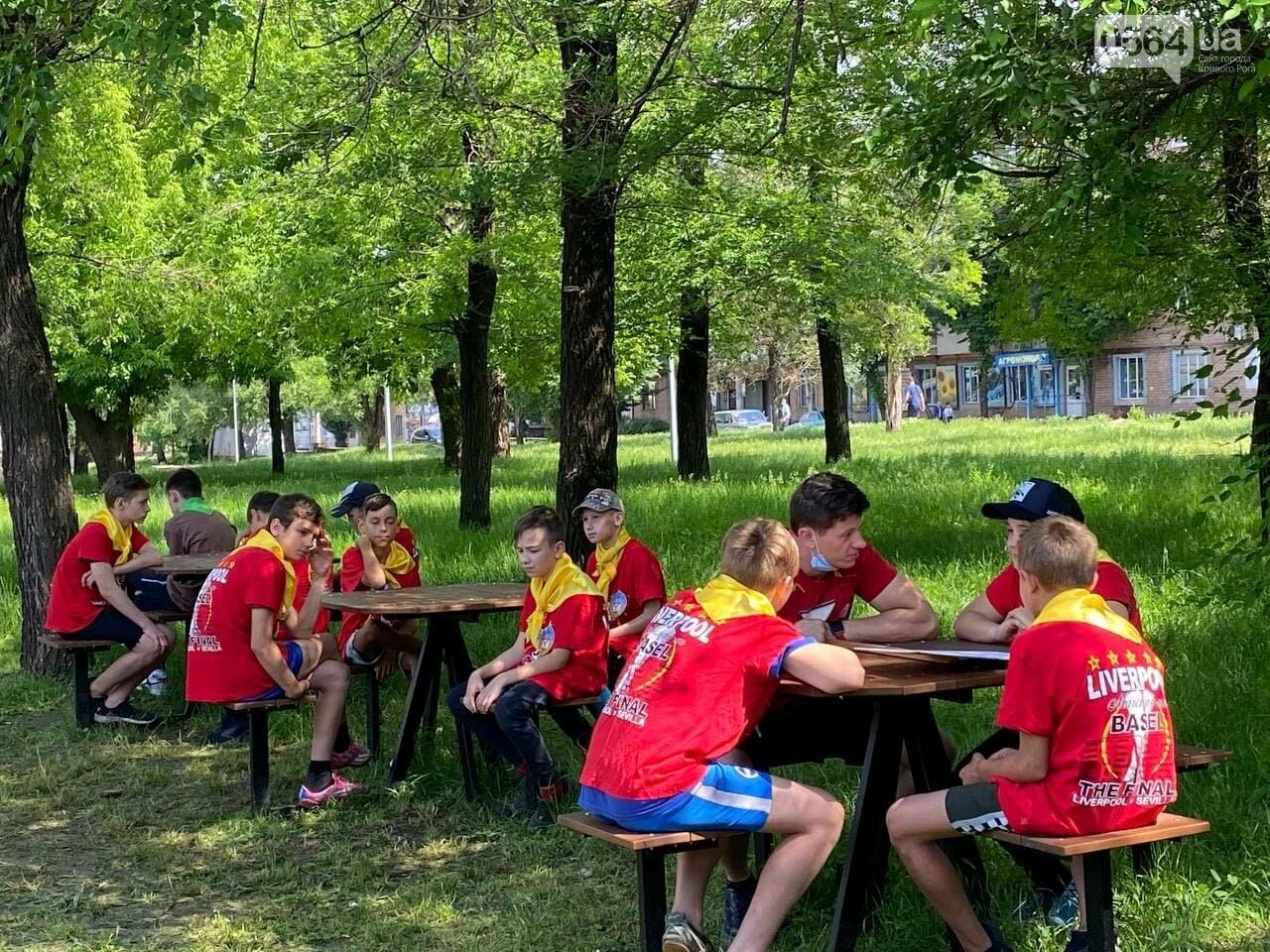 В Кривом Роге для детей провели спартакиаду, - ФОТО, ВИДЕО  , фото-7