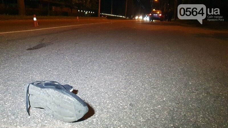 Ночью в Кривом Роге таксист сбил пешехода, - ФОТО, фото-5