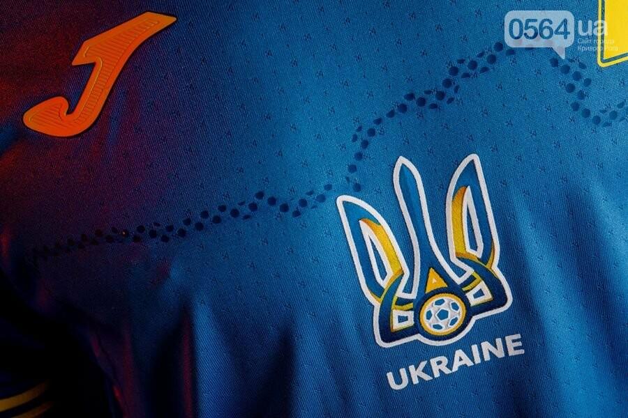 Сборная Украины по футболу представила новую форму на Евро-2020, фото-1