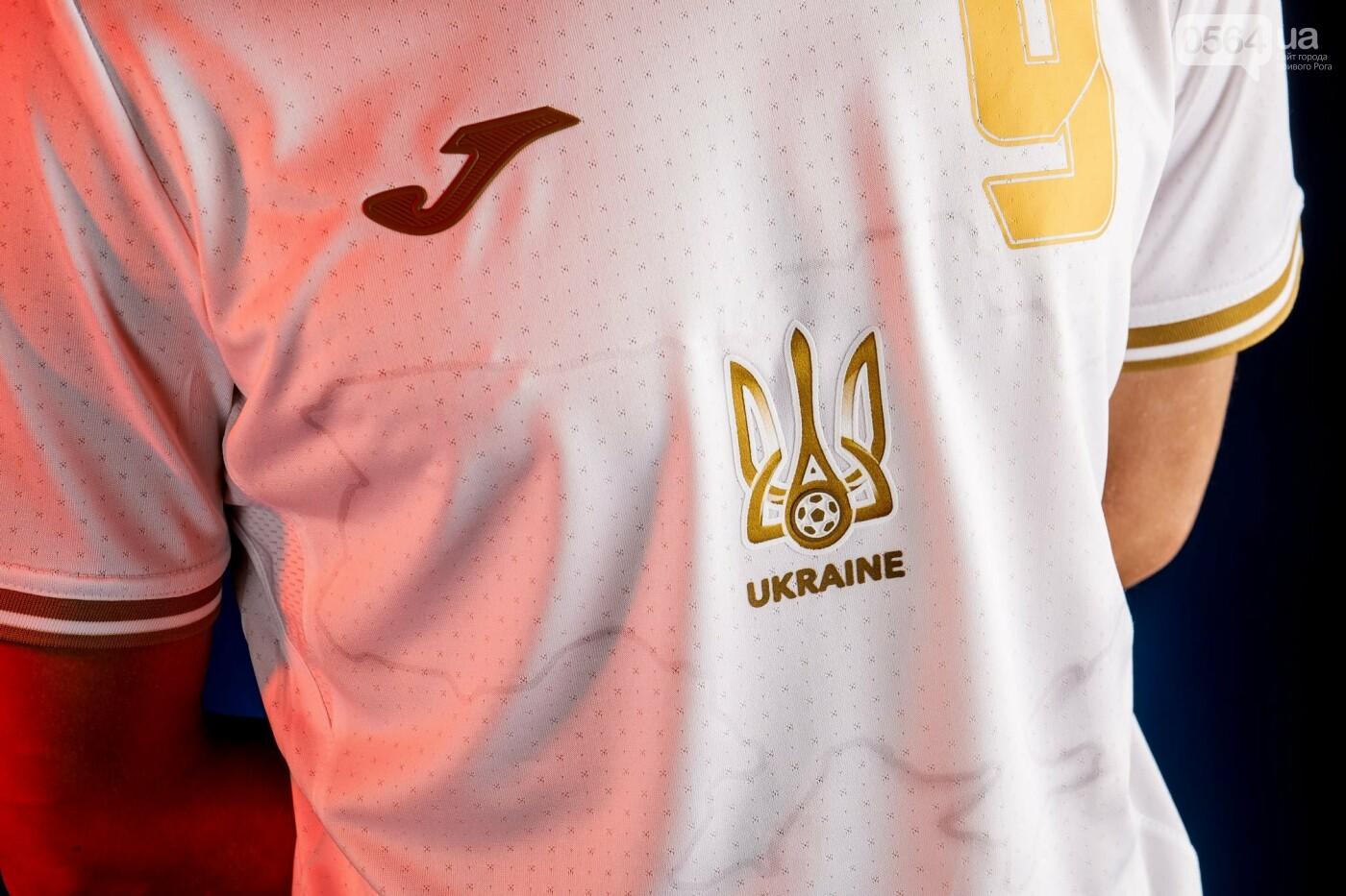 Сборная Украины по футболу представила новую форму на Евро-2020, фото-3
