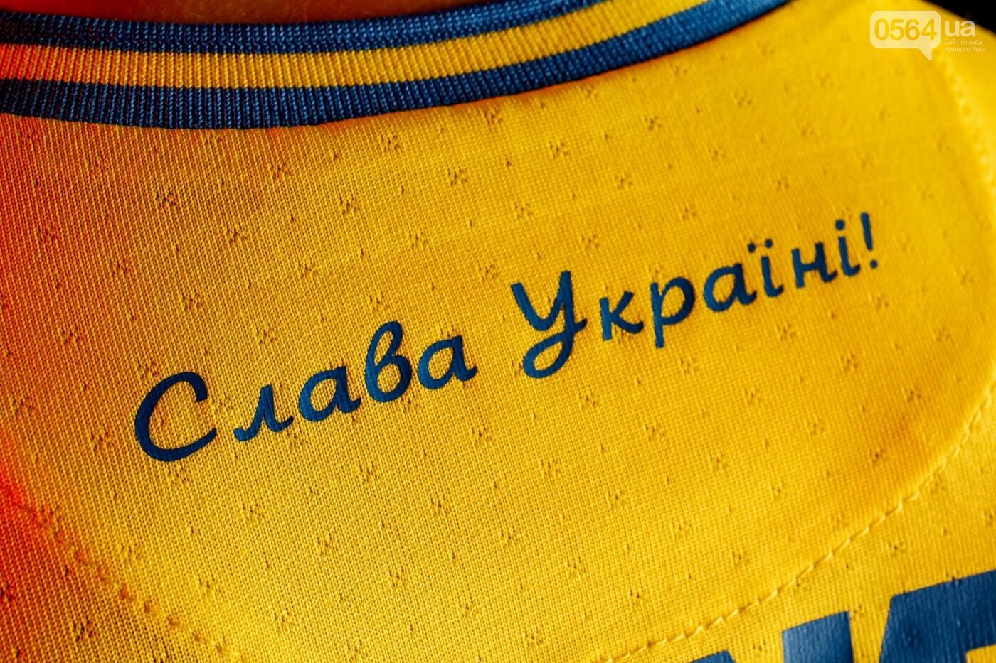 Сборная Украины по футболу представила новую форму на Евро-2020, фото-5