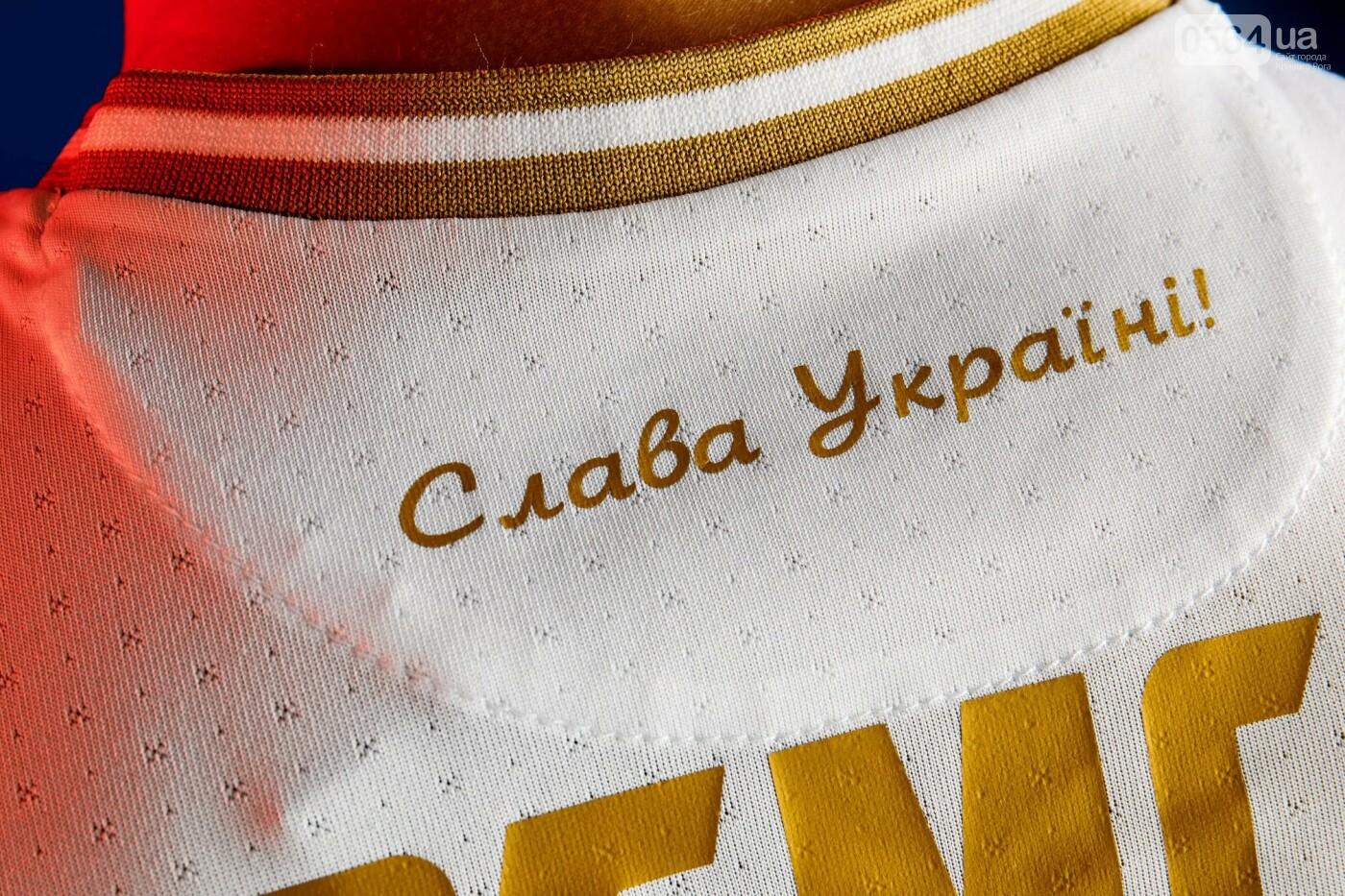 Сборная Украины по футболу представила новую форму на Евро-2020, фото-6