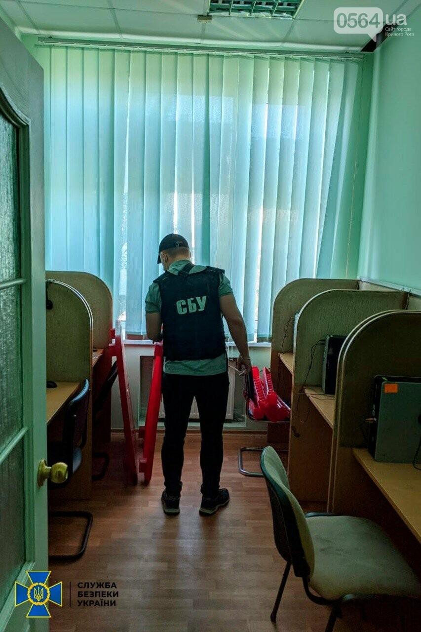 СБУ блокировала в Кривом Роге деятельность сall-центров, предоставляющих услуги компаниям страны-агрессора, - ФОТО , фото-2