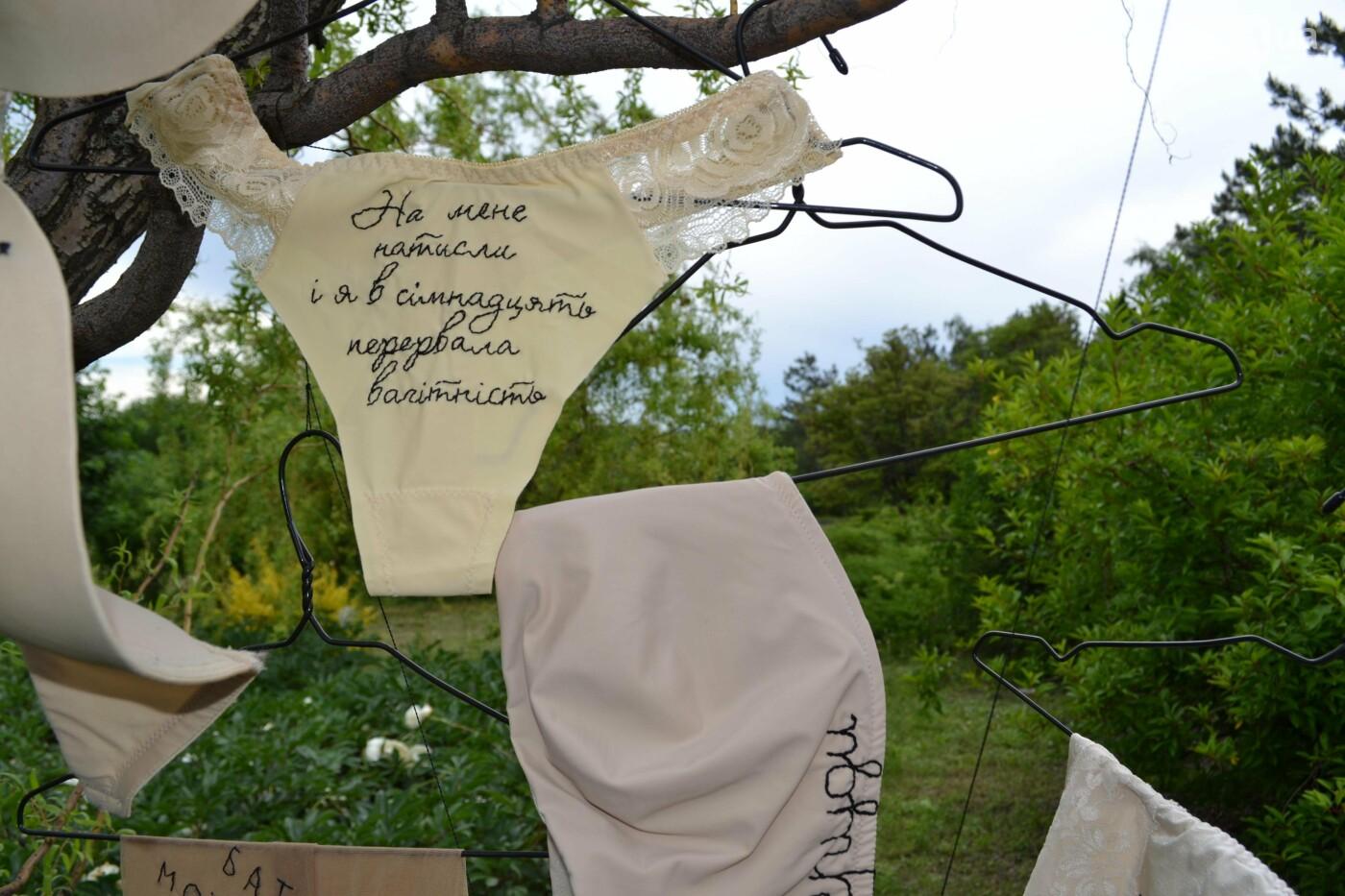 О чем она молчит: в Криворожском ботаническом саду стартовал «женский»  проект, - ФОТО, ВИДЕО, фото-17