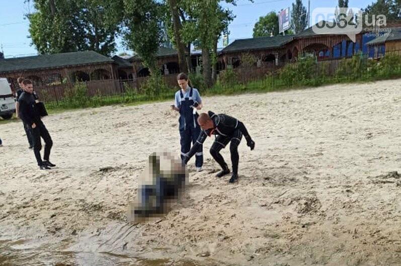 Водолазы достали тело 68-летнего рыбака из реки, - ФОТО , фото-1