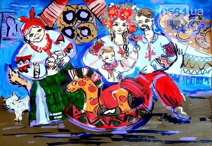 В Кривом Роге в суде наградили победителей конкурса рисунка, - ФОТО, фото-11