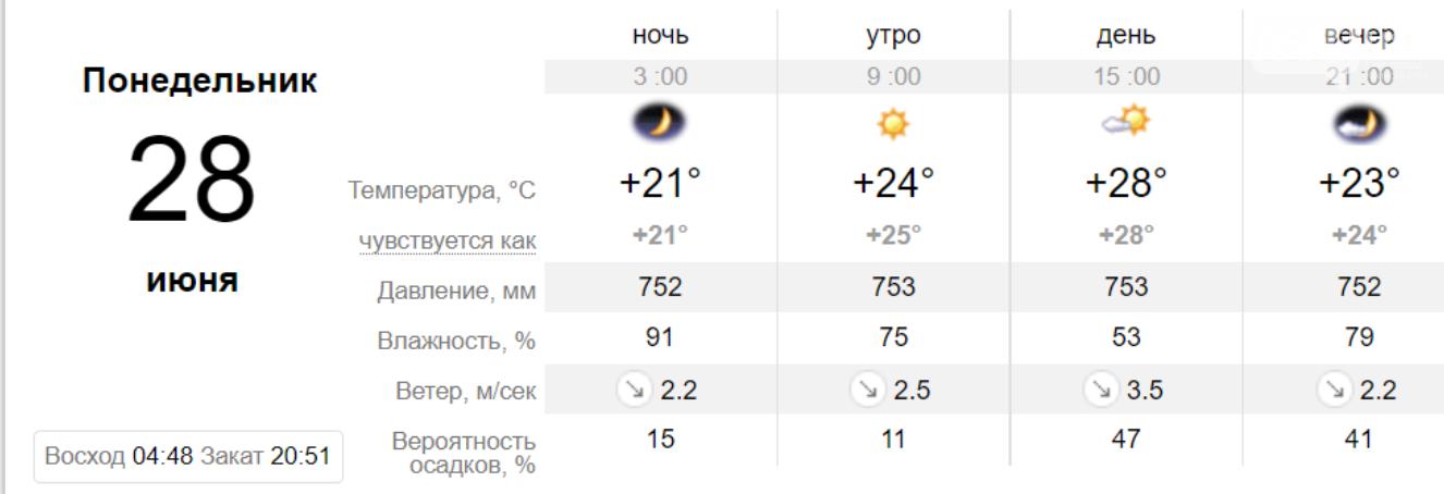Погода в Кривом Роге на неделю: когда криворожанам ждать прохлады, фото-6
