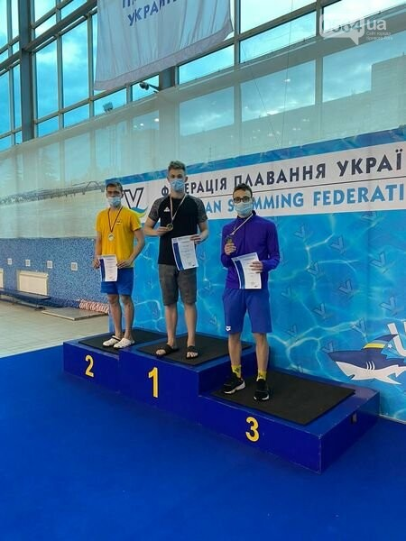 Криворожские пловцы завоевали медали на чемпионате Украины по плаванию, - ФОТО, фото-4