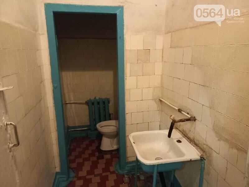 Как выглядит туалет для пациентов в медучреждении Кривого Рога, - ФОТО, фото-7