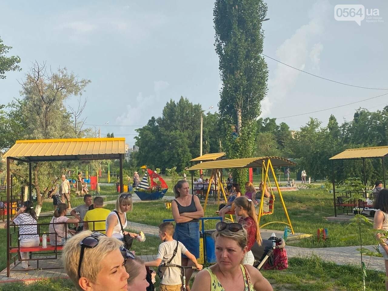 В парке Счастья криворожане слушали итальянские песни, - ФОТО, ВИДЕО , фото-6