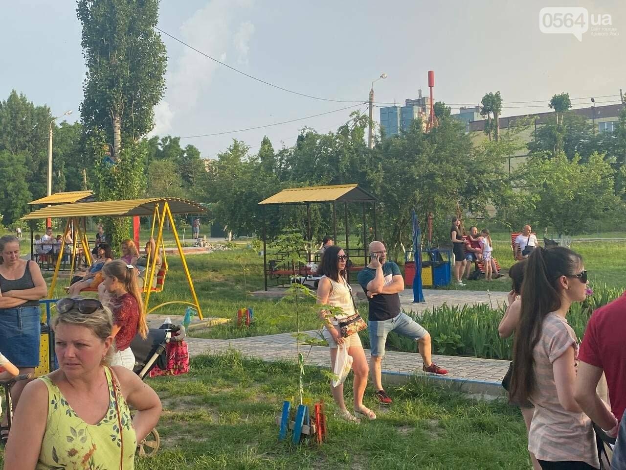 В парке Счастья криворожане слушали итальянские песни, - ФОТО, ВИДЕО , фото-7