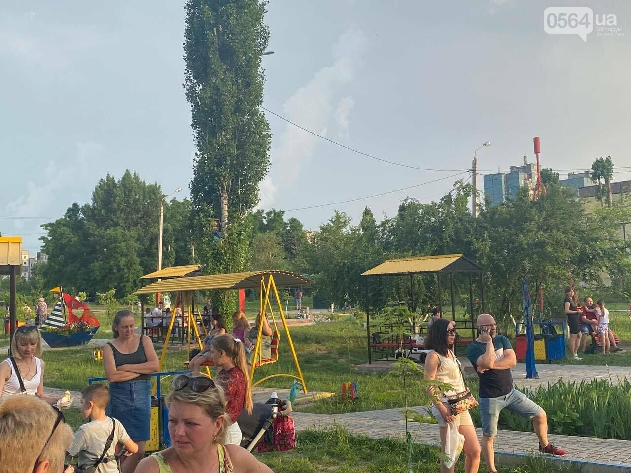 В парке Счастья криворожане слушали итальянские песни, - ФОТО, ВИДЕО , фото-8