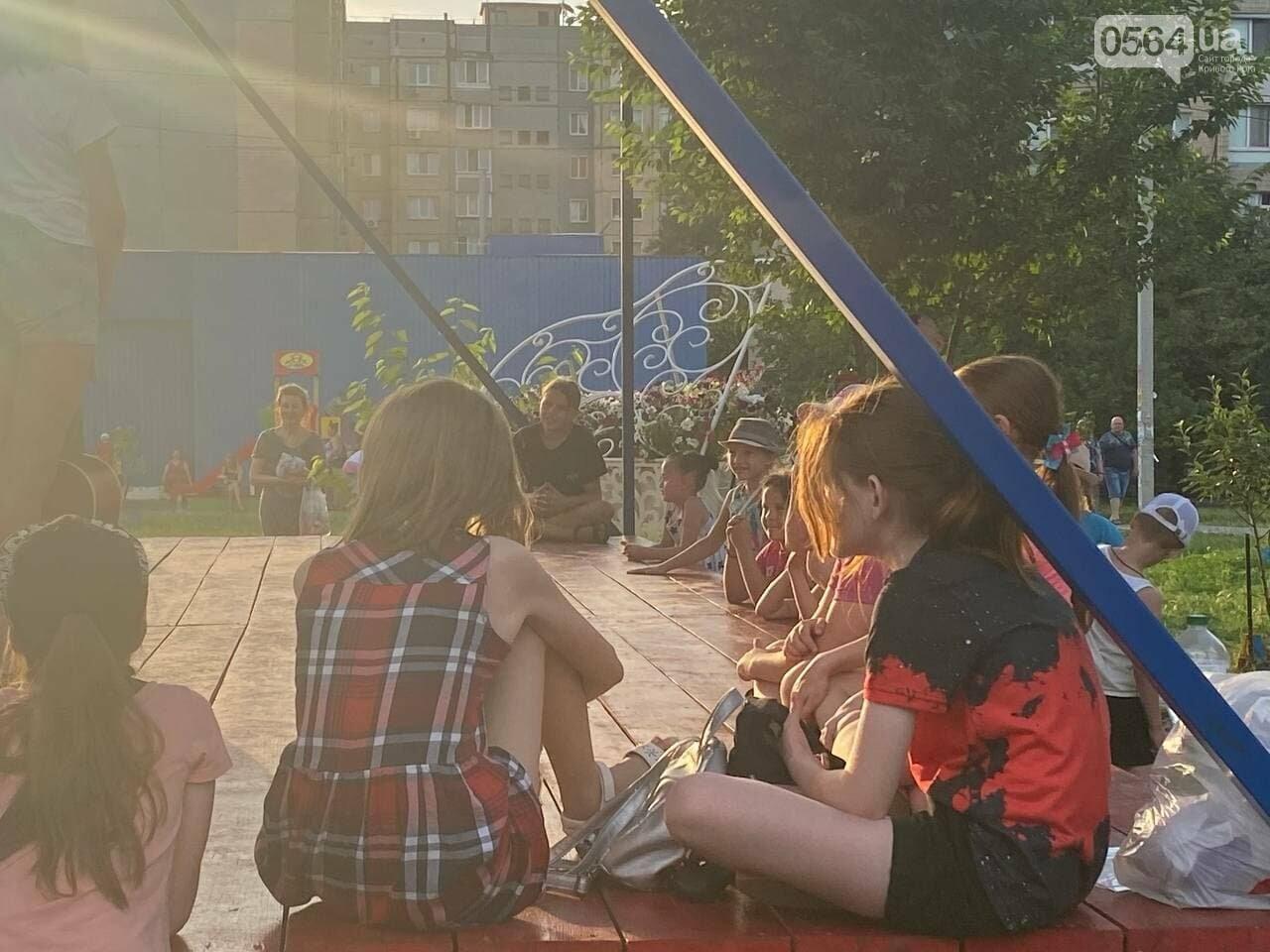 В парке Счастья криворожане слушали итальянские песни, - ФОТО, ВИДЕО , фото-10