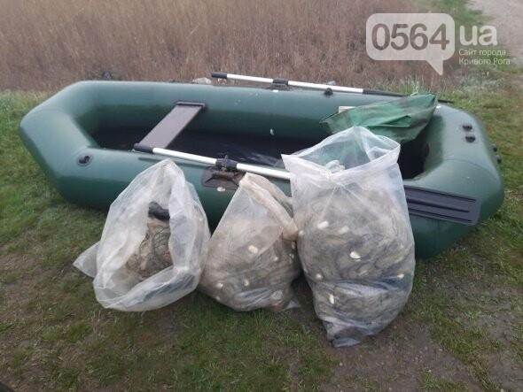 В течение нерестового запрета на Днепропетровщине изъято почти 2 тонны незаконной рыбы, - ФОТО, фото-8