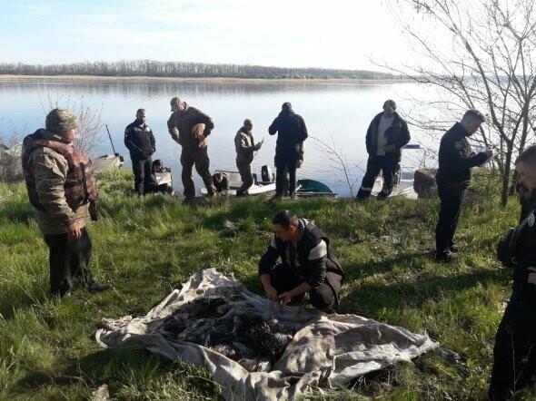 В течение нерестового запрета на Днепропетровщине изъято почти 2 тонны незаконной рыбы, - ФОТО, фото-2