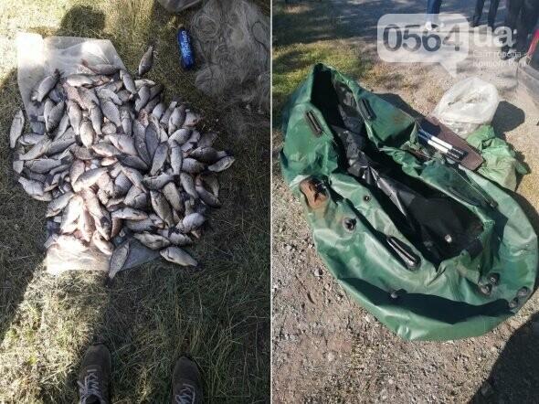 В течение нерестового запрета на Днепропетровщине изъято почти 2 тонны незаконной рыбы, - ФОТО, фото-10