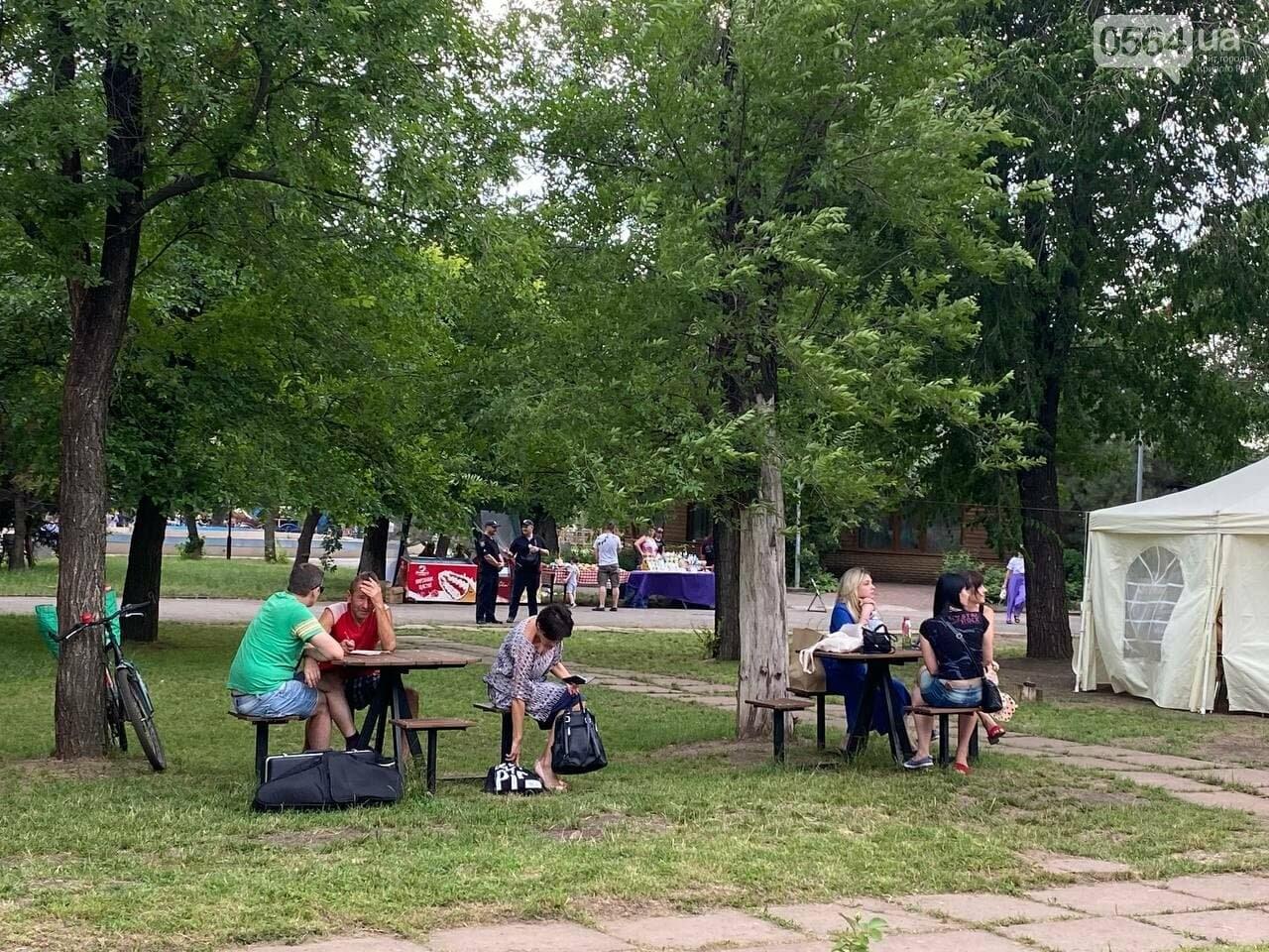 Криворожане наслаждались в парке классикой неаполитанской песни, - ФОТО, ВИДЕО , фото-22