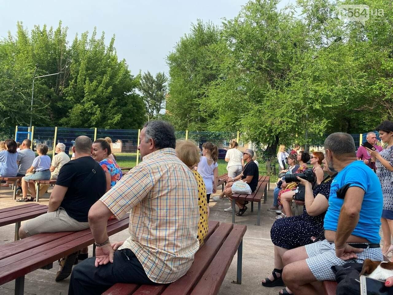Криворожане наслаждались в парке классикой неаполитанской песни, - ФОТО, ВИДЕО , фото-18