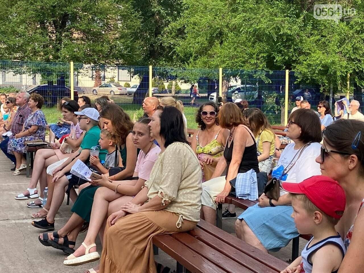Криворожане наслаждались в парке классикой неаполитанской песни, - ФОТО, ВИДЕО , фото-10